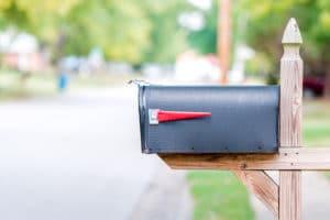 mailbox-black