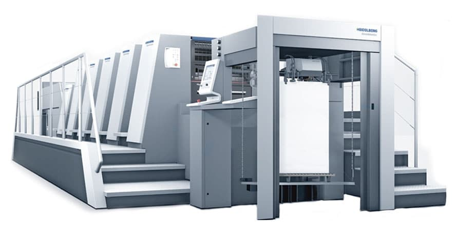 Heidelberg XL 1 - home - Action Mailing
