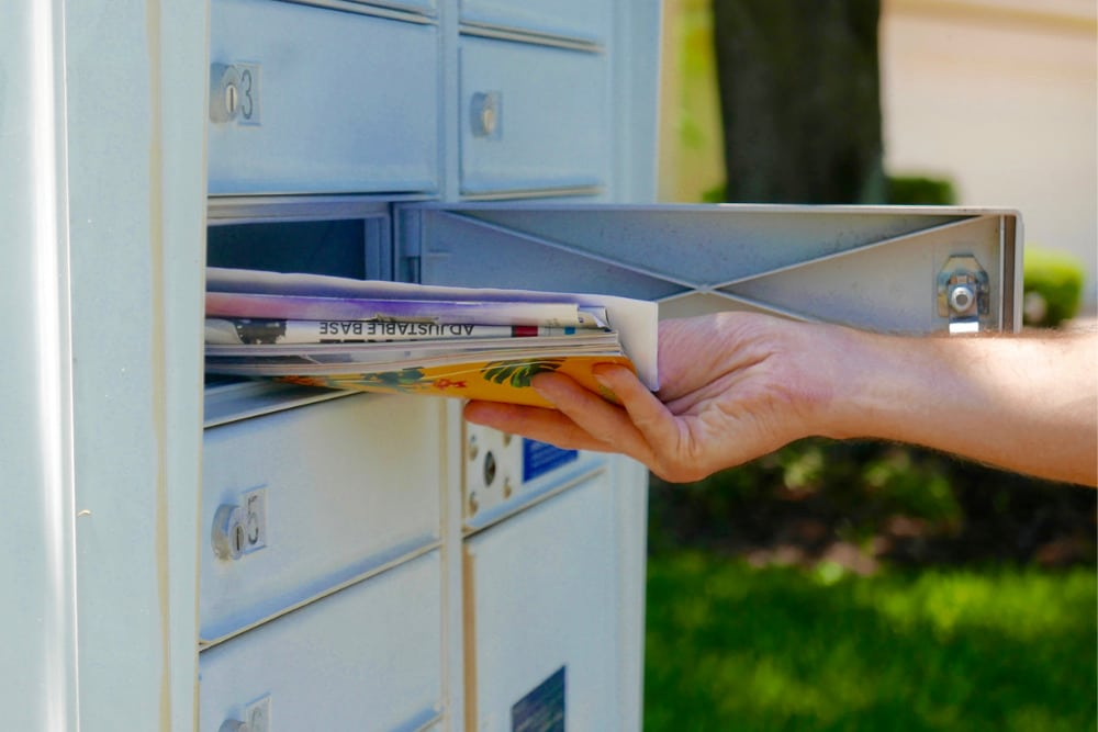Direct-mail-in-mailbox