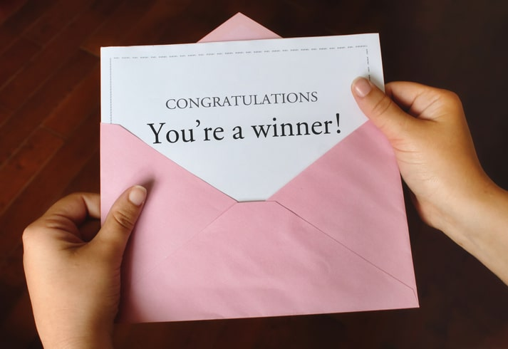 direct-mail-marketing-winner