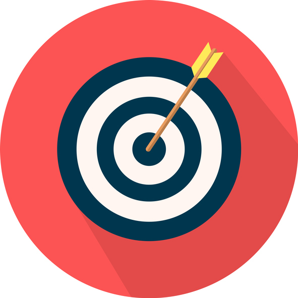 target-with-arrow
