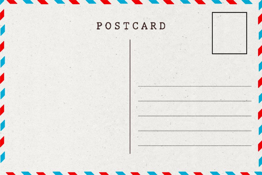 designing-a-postcard