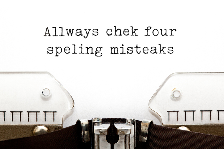 typewriter-spelling-mistakes